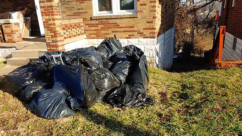 garbage & debris