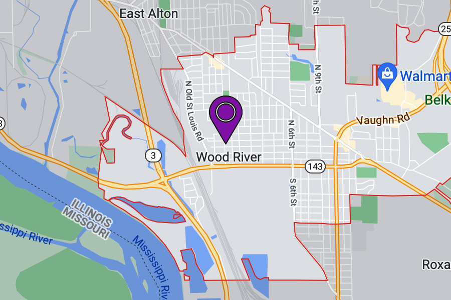 Wood River junk removal