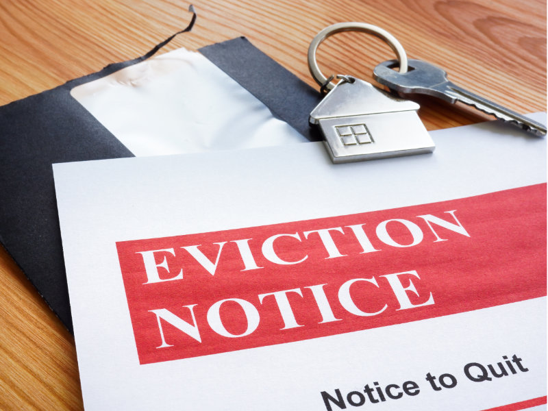 Which eviction path will you take